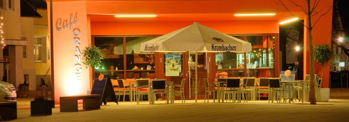 Cafe Orange in Leopoldshöhe