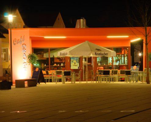 Cafe Orange in Leopoldshöhe