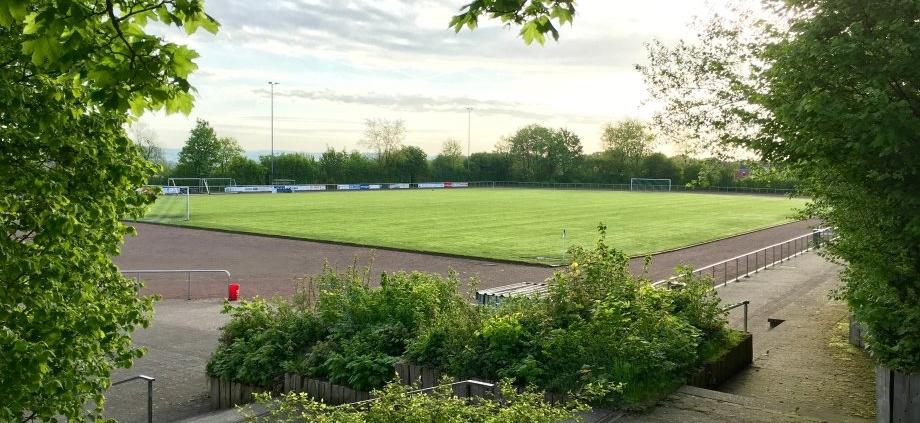 Sportplatz am Schulzentrum