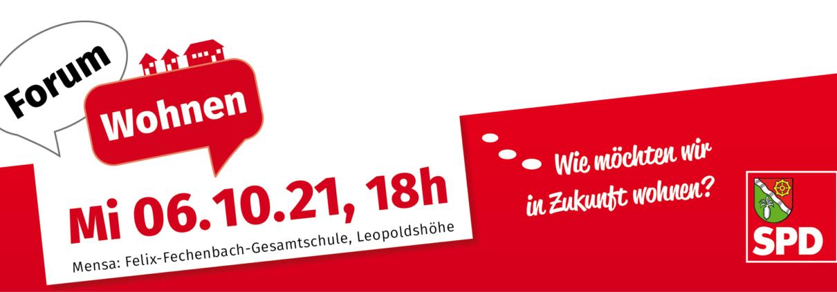 Logo Forum Wohnen